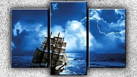 Výprava na lodi