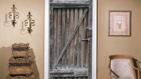 Živá dekorace na Dveře - od chlívu