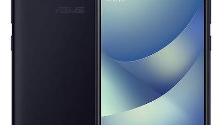 Mobilní telefon Asus 4 Max (ZC554KL-4A025WW) (ZC554KL-4A025WW) černý + DOPRAVA ZDARMA