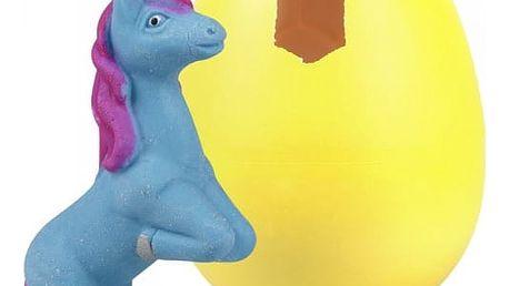Obří vejce vylíhni se Jednorožec 15 cm