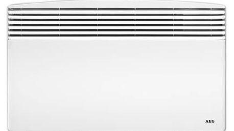 Teplovzdušný konvektor AEG-HC WKL 1003 U bílý + Doprava zdarma