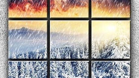 Zimní krajina 2