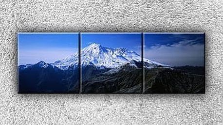 Zasněžená hora 2