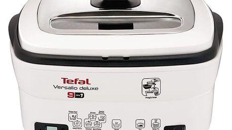 Fritéza Tefal Versalio De Luxe FR495070 bílá