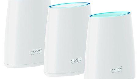 NETGEAR Orbi Mini Router + 2x mini satellit (RBK43) - RBK43-100PES