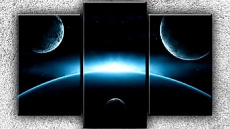 Záře planet