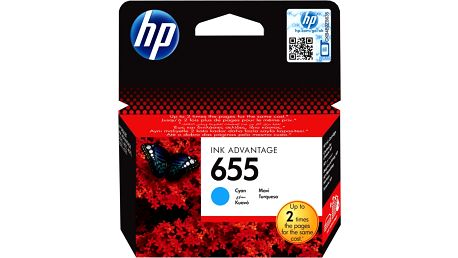 HP 655 cyan - CZ110AE