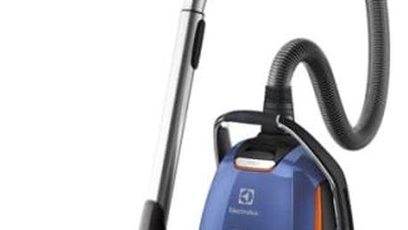 Vysavač podlahový Electrolux UltraOne ZUODELUXE+ modrý + dárek
