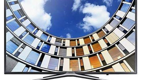 Televize Samsung UE55M5572 titanium + Doprava zdarma