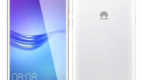 Mobilní telefon Huawei Y6 2017 Dual SIM (SP-Y617DSWOM) bílý