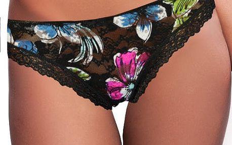 Flawia celokrajkové kalhotky - 3ks
