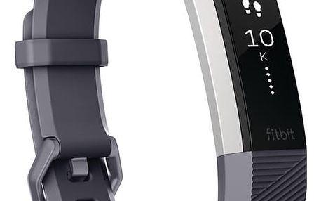 Fitbit Alta HR Blue Gray - Small - FB408SGYS-EU