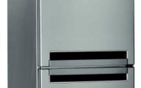 Kombinace chladničky s mrazničkou Whirlpool BLF 7121 OX nerez