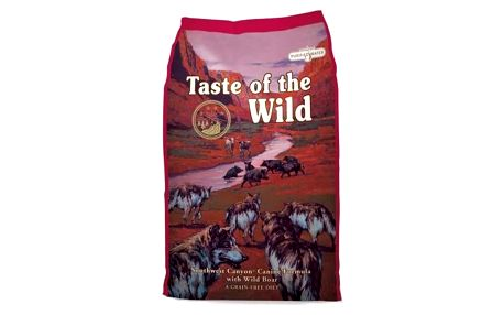 Granule Taste of the Wild Southwest Canyon Canine 13 kg + Doprava zdarma