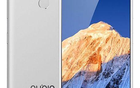 Nubia N1 - 64GB, bílo/stříbrná - 6902176900532