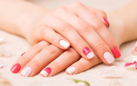 Kompletní úprava rukou: manikúra s gel lakem
