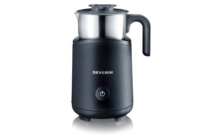 Napěňovač mléka Severin SM 9495 černý/nerez