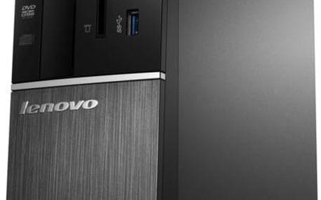 Lenovo IdeaCentre 510S-08IKL, černá - 90GB002LCK