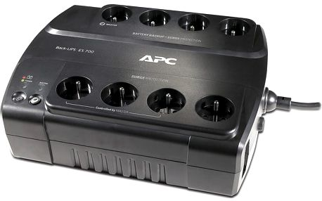 APC Back-UPS ES, 700VA - BE700G-CP