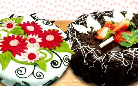 Neodolatelné dorty z cukrárny Merlot