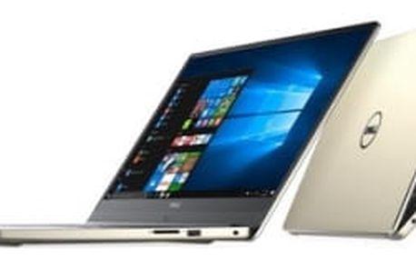 Notebook Dell 15 7000 (7560) (N-7560-N2-511G) zlatý