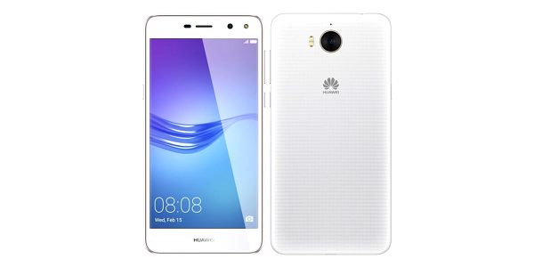 Mobilní telefon Huawei Y6 2017 Dual SIM (SP-Y617DSWOM) bílý + DOPRAVA ZDARMA