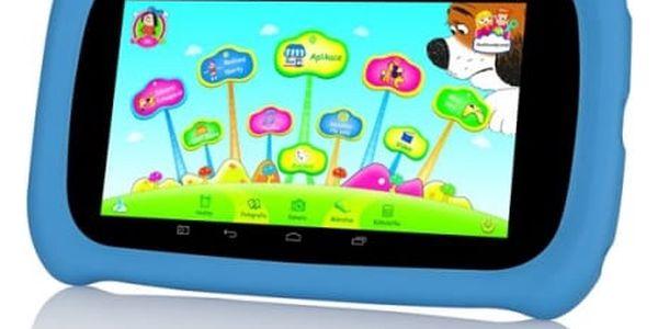 Dotykový tablet GoGEN Maxipes Fík MAXPAD7 G4B + dárek