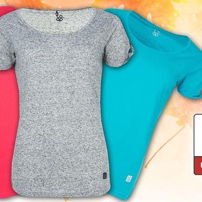 Stylová trička značky Loap