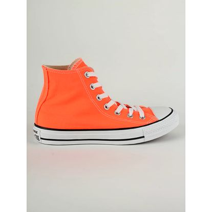 Boty Converse Chuck Taylor All Star HI Oranžová