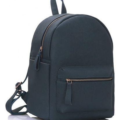 Dámský modrý batoh Miranda 186A