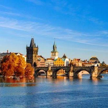 Podzimní a zimní pobyt v centru Prahy v 4 * hotelu Seifert