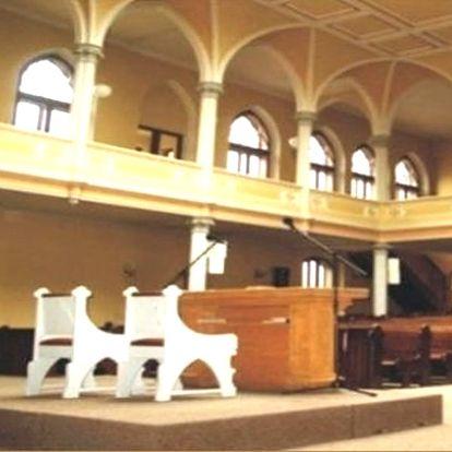 Novoroční Swingový koncert v unikátní novogotické modlitebně církve evangelické v Praze.