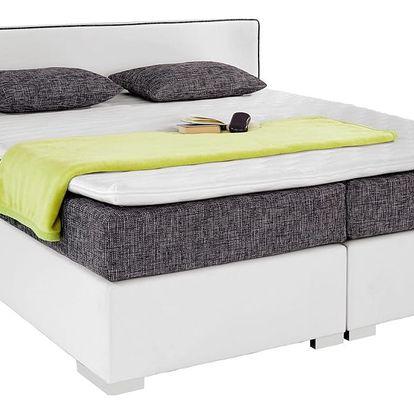 Americká postel turino 180, 180/200/63 cm
