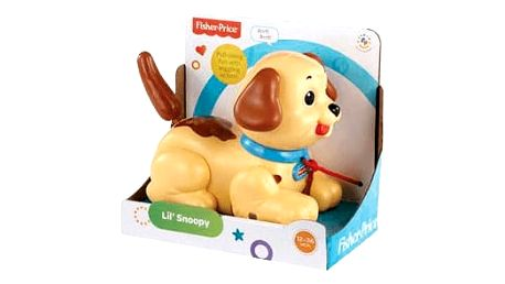 FISHER-PRICE Tahací Snoopy