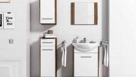 MEBLINE Moderní koupelna NICO 4