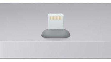 Nabíjecí stojánek Apple pro iPhone - vesmírně šedý (ML8H2ZM/A)