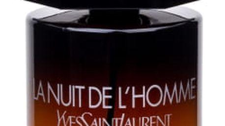 Yves Saint Laurent La Nuit De L´Homme L´Intense 100 ml parfémovaná voda pro muže