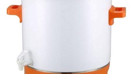 Zavařovací hrnec Guzzanti GZ 183 oranžový