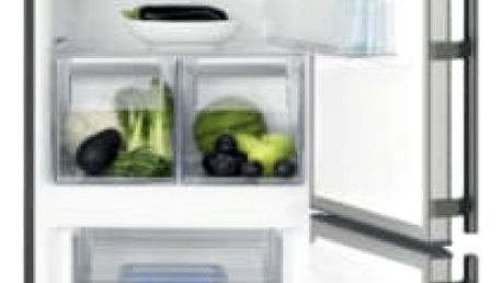 Kombinace chladničky s mrazničkou Electrolux EN3853MOX nerez