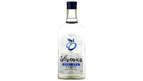 Slivovice Žufánek 0,7 50%