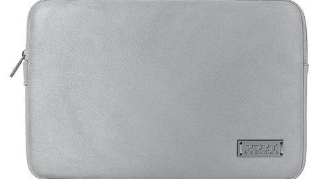 """Port Designs MILANO pouzdro na 13"""" MacBook, šedá - 140711"""