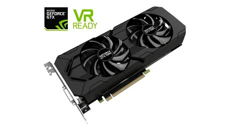 Gainward GeForce GTX 1060, 6GB GDDR5 - 426018336-3712