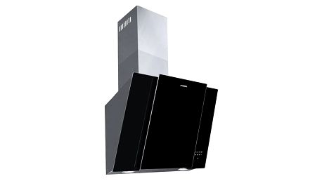 Odsavač par Mora OV 680 G černý/sklo + Doprava zdarma