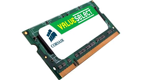 Corsair Value 2GB DDR2 667 SO-DIMM - VS2GSDS667D2
