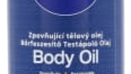 Nivea Q10 Plus Firming Body Oil 200 ml tělový olej pro ženy