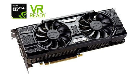 EVGA GeForce GTX 1060 FTW+ GAMING, 6GB GDDR5 - 06G-P4-6368-KR