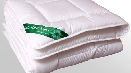 2G Lipov Přikrývka Aloe Vera extra hřejivá