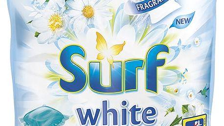 SURF White Orchid 1183 g (45 dávek) – prací kapsle