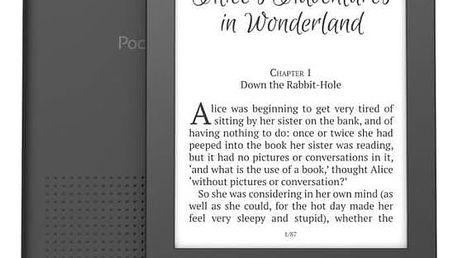 Čtečka e-knih Pocket Book 631 Touch HD (EBKPK1562) černá + Doprava zdarma