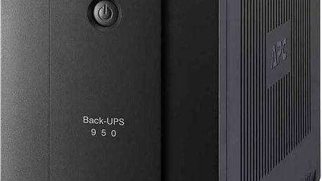 APC Back-UPS 950VA, AVR, IEC - BX950UI